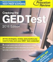 Cracking the GED Test 2016