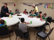 T&T 3rd/4th Grade Boys Christmas Party