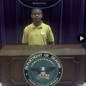 At the Pentagon