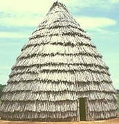 type of dwelling they lived in