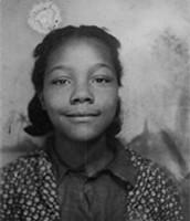 Coretta Scott King (when she was a Kid)