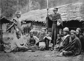 Batak People in the Past