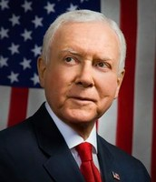 President Pro Tempore (Orrin Hatch)