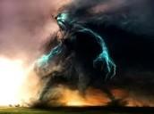 tornado god