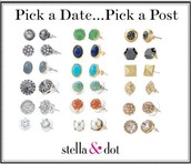 Hey studs! Too many to chose from!