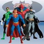 Action Figures/Batman,Avenger,etc