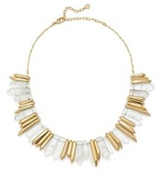 SOLD OUT - Rebel Stone Statement Necklace $126.23