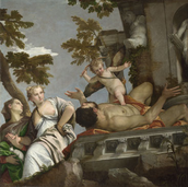 Scorn (Four Allegories of Love)