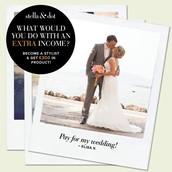 Hen do, wedding, flash sale, £40 Hostess Bonus days, Stylist sign up rebate...............