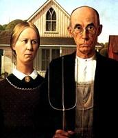 Mr. & Mrs. Gothic