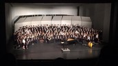 All-State Choir under the direction of Dr. Rollo Dilworth