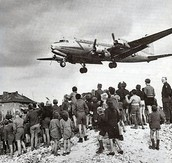 What is the Berlin Airlift? How did it delay the Cold War?