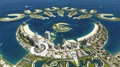 The Amwaj Islands