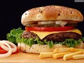 La Hamberguesa(Doscientos diez-210 pesos)
