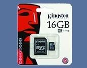$12 | 16GB MicroSD Card