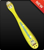 Spongebob's Magical Toothbrush