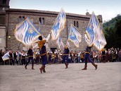What are events and traditions that occur in Rovigo?