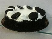 עוגת שוקולד קצפת ואוראו