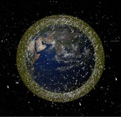 Here are some facts about space junk.