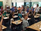Mr. Stafford's Class