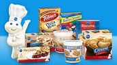PILLSBURY ITEMS