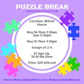 Rotaract Club: Puzzle Break