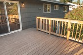 Ample Deck Space