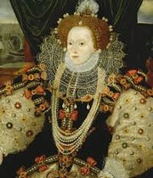 Queen Elizabeth I self Portrait