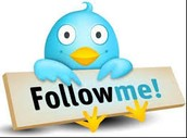 Have you been following us on Twitter??