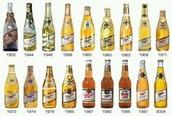 Bottled Beer Over Time