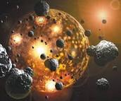 כמה אסטרואידים יש בחלל