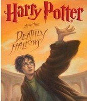 Harry Potter and the Deathly Hollows by J.K. Rowlings