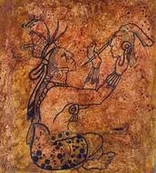 Mayan Graffiti