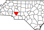 Cabarrus County location