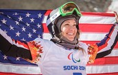 Amy Purdy at Paralympic Games