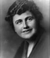Edith Wilson (1872 - 1961)