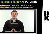 From Zero To $710K in 28 days Case Study
