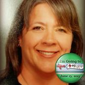 Kimberly Howell-Martin, Media Specialist, Palm Terrace Elem.