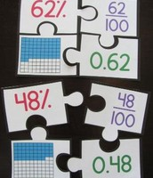 Match the fraction!