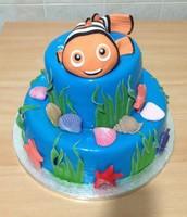 Nemo Cake!