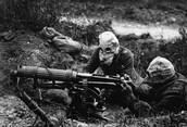 Britsish Machine Gunners