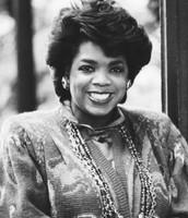 Oprah in 1986
