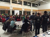Hour of Code Brings Families Out for Night of Programming