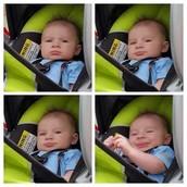 Baby Tristan