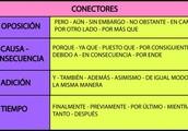 CONECTORES: