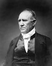 The Election of Sam Houston *September 5, 1836