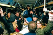 Packed Bus