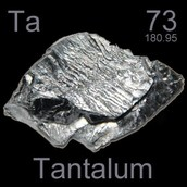 What is Tantalum, and what is it used for?