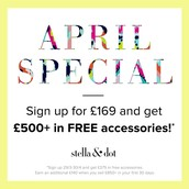 AMAZING APRIL JOINING OFFER