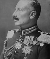 Wilhelm II, German Emporer